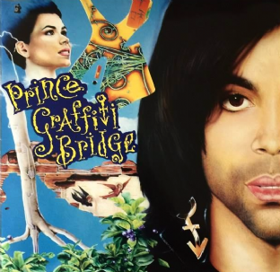 Prince - Graffiti Bridge (Music From) (LP) (EX+/EX+)